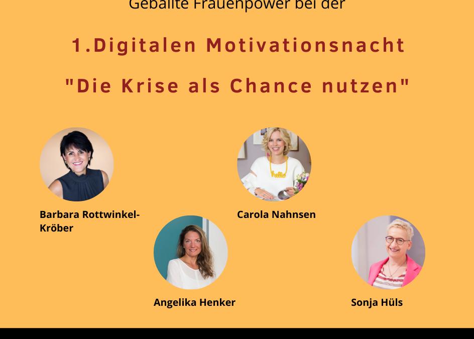 1. Digitale Motivationsnacht