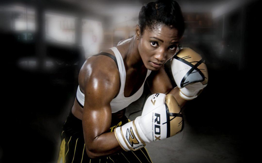 Bintou Schmill: Europameisterin im Boxen, Model, Lehrerin