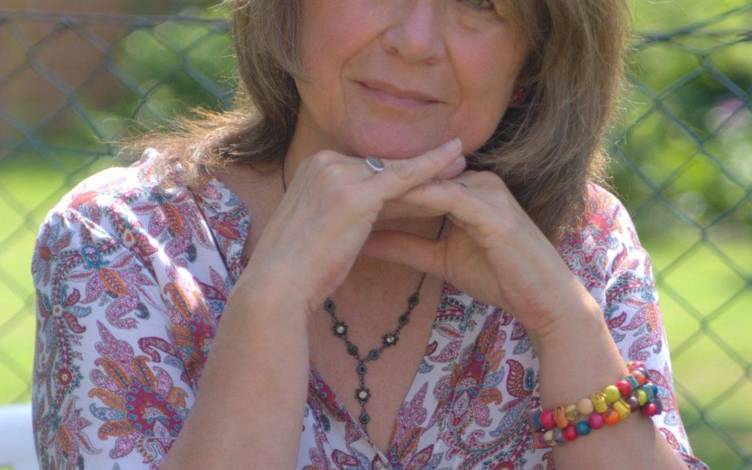 Ingrid Mumm: Berufsanfängerin mit über 50